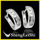 Fashion Silver Earrings (China)