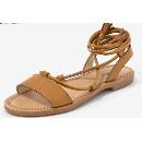 Ladies Flat Sandal (Hong Kong)