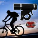 2015 LED New Bicycle Light 3 Mode  Bike Light Lampu Torch Waterproof (China)