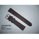 Calf Leather Watch Strap (Hong Kong)