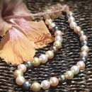 Multicolour Pearl Necklace (USA)