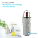 Portable PVC Composite Gel Wine Cooler Bag (China)