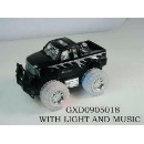 4 Channel R/C Car with Light (Charger and Battery) (China)